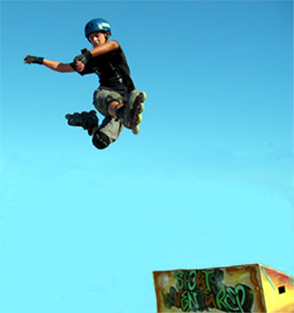 roller saut figures freestyle