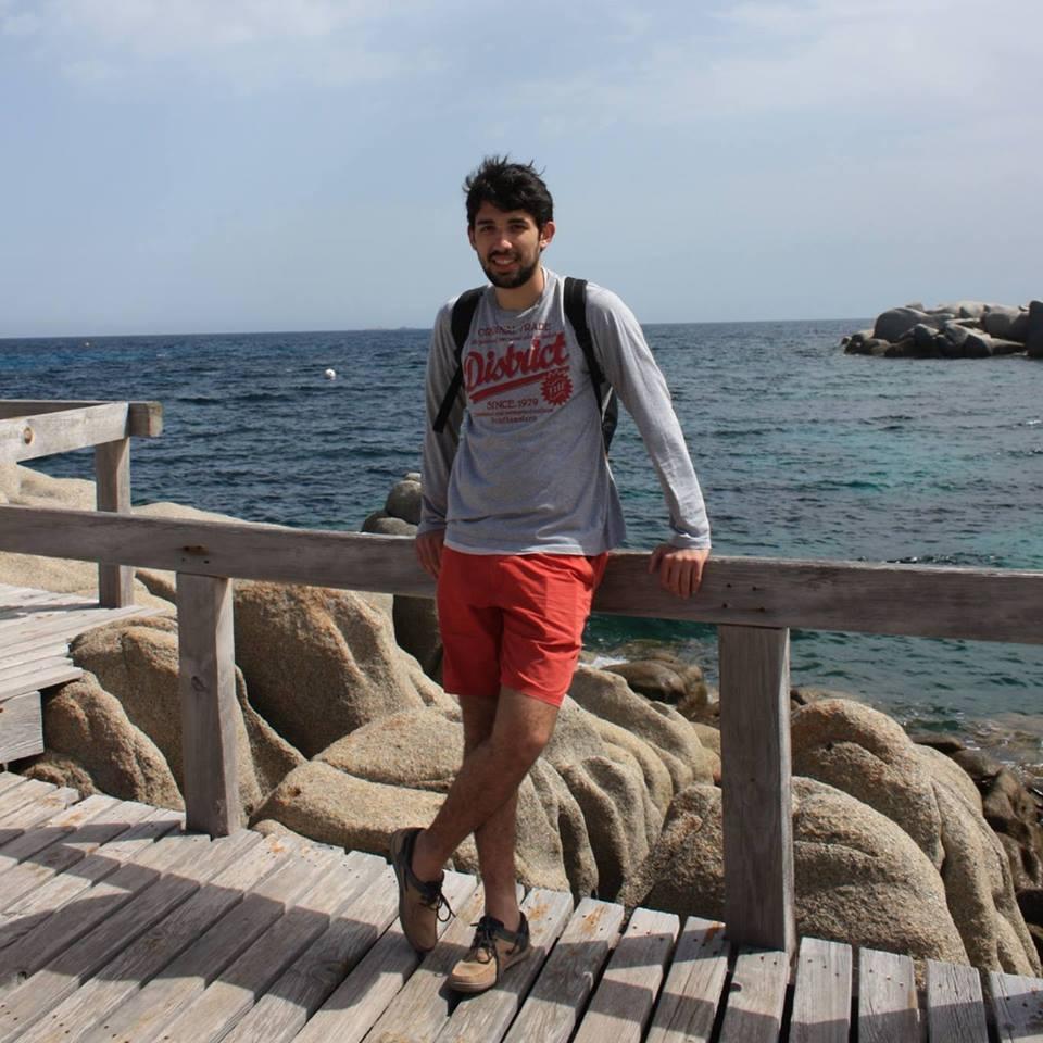 Romain plage